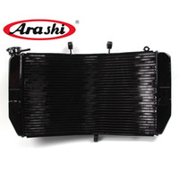Wholesale radiator for honda resale online - Arashi Radiator For Honda CBR600RR Cooling Cooler Motorcycle Replacement Accessories CBR RR CBR600 RR Black
