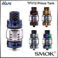Wholesale King G - SMOK TFV12 Prince Tank The Cloud Beast King Atomizer 8ml Huge Capacity Sub ohm Top Refill Atomizer for G-PRIV 2 100% Original