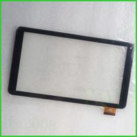 tableta capacitiva multitáctil al por mayor-10.1 pulgadas Nuevo FM102201KA Tablet PC Multi-Touch Digitalizador Pantalla capacitiva Pantalla de cristal exterior Reparación de pantalla táctil