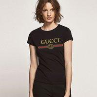 frauen baumwoll-unterhemd großhandel-Frauen Mädchen Baumwolle 100% Baumwolle T-Shirt Solide Kurzarm Casual T-Shirt Plus Size Unterhemd femininas Lady Kleidung T-Shirts Tops Große Größe S - 5XL