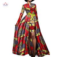 c087d7d7c1 african bazin riche ropa al por mayor-Ropa africana de las mujeres Bodycon  vestido de