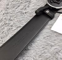 Wholesale Wax Prints Fashion - 2017 New Designer Brand Medusa Avatar Men's Belts Man Fashion strap with metal buckle belt waxing Male Waist Strap 110cm-120cm