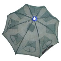 şemsiye fabrikaları toptan satış-Katlanır Balık Ağları Şemsiye Tipi Faydalı El Atma Döküm Net Tam Otomatik Olta Takımı Fabrika Doğrudan Satış 18cd8 X