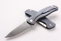 Wholesale titanium edc tools online - High End Flipper Survival Folding Tactical Knife Shirogorov D2 Blade TC4 Titanium Alloy Handle EDC Tool Outdoor Knives Gift For Man P310F