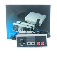 Wholesale video games xbox - Mini TV Game Console can store 500 620 Video Handheld for NES games consoles with retail boxs free shipping