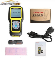 Wholesale can odometer for sale - 2018 OBDSTAR X300M OBDII Odometer Correction X300 M Mileage Adjust Diagnose Tool All Cars Can Be Adjusted Via Obd Update By TF Card