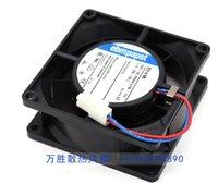 fans del servidor al por mayor-Ebm-papst 8314HR 8314 HR Server Ventilador cuadrado DC 24V 6W 80X80X32mm 2 hilos