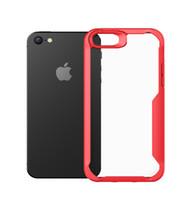 iphone 5c covers achat en gros de-Effacer téléphone cas pour iPhone 5 5c 5s se se2 simple coque de protection pour SE SE2 anti-rayures antichoc transparent PC couverture arrière en gros