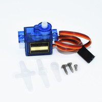 Wholesale helicopter gears - 1Pc Mini digital Micro Servo 9g SG90 For RC Planes Helicopter Parts Steering gear Airplane Car Toy motors