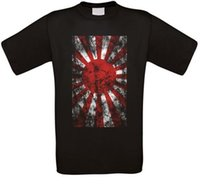 japão nippon venda por atacado-Japão Kyokujitsuki Tokio Nippon T-Shirt alle Größen Neu