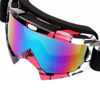 gafas de adulto al por mayor-Mounchain Professional Ski Goggles UV400 Anti-fog Adult Snowboard Gafas de esquí Mujeres Hombres Deportes al aire libre Invierno Snow Eyewear
