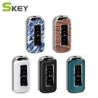 Wholesale Aspire SkyStar mod w quot touch screen integrated look Support Wattage Voltage BYPASS TC and CPS TC vape mod Original