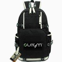 компьютеры с метками оптовых-Electro рюкзак Lasergum records школьная сумка Turku label Top DJ daypack Компьютерная школьная сумка Открытый рюкзак Sport day pack