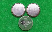 Wholesale Coin Batteries Wholesale - 5000pcs lot Coin cell batteries CR2016 CR 2016 ECR2016 KCR2016 BR2016 LM2016 3V lithium button cells by UPS FEDEX