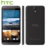 Wholesale Smart Phone 13mp 4g - Refurbished unlocked HTC ONE E9 E9W 4G LTE Dual SIM 5.5 inch Octa Core 2GB RAM 16GB ROM 13MP Camera Androd Smart Phone Free DHL 1pcs