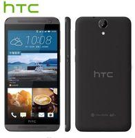 dhl 2gb koç toptan satış-Yenilenmiş unlocked HTC ONE E9 E9W 4G LTE Çift SIM 5.5 inç Octa Çekirdek 2 GB RAM 16 GB ROM 13MP Kamera Androd Akıllı Telefon Ücretsiz DHL 1 adet