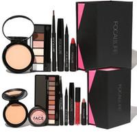 Wholesale makeup sets for beginners resale online - 2018 Makeup Set Beauty Beginner sets Foundation Makup Tool Kit Make Up Makeup Set For Gift Cosmetics Maquiagem