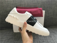 womens casual dress groihandel-2018 Band Lady Komfort Casual Dress Schuh Sport Sneaker Mens Casual Lederschuhe Designer Womens Freizeit Laufschuhe Lowtop Sneakers