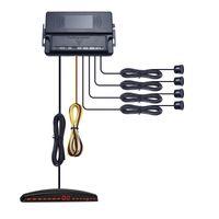 Wholesale parking assist sensors - LEEWA New 4-Sensor Ultrasonic Radar For Car Front Parking Aid System Assist #2063
