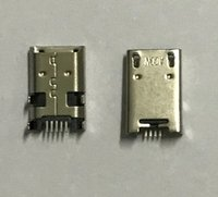 Wholesale asus dock - 20PCS LOT, new USB charging charger port dock connector For Asus Memo Pad ME102A ME180 ME301 ME302 ME372