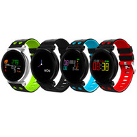 Wholesale Battery Oxygen - K2 Luxury Watch OLED Screen IP68 Waterproof Pedometer Heart Rate 200mAh Battery Calls To Remind For Andorid Apple Bluetooth Smartwatch