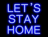 Wholesale office room signs - Fashion New Let's Stay Customer Design Room Wall Windows Display Neon Signs 10x10!!!