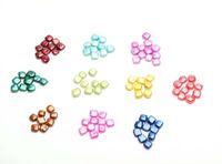 perlas cuadradas de agua dulce al por mayor-Hermosa forma cuadrada perlas sueltas cultivadas ostras de agua dulce barroca concha perlas 10-11mm joyería diy perlas al por mayor