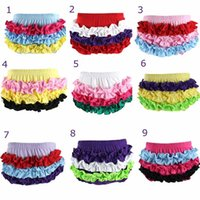 Wholesale colorful high waist pants - 10 Colors Ins new baby Colorful PP short 100% high quality girls toddler Short Elastic Waist PP pants All-match cute summer shorts