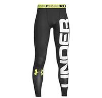 ingrosso lycra elastico-UnderArmour Pantalone sportivo attillato da allenamento traspirante ad asciugatura rapida