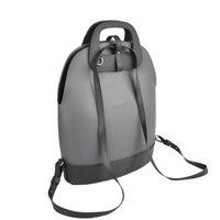 kombine sırt çantası toptan satış-2018 Yeni D Toka Dikdörtgen Kolu Ince PU Deri Kayış Alt Sırt Çantası Kiti Kombinasyonu Seti için Obag '50 O Çantası