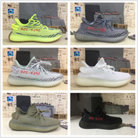 Wholesale Winter Sport Shoes For Women - Wholesale 2018 Mens Boost 350 V2 Sply 350 Kanye West Shoes Womens Fashion Sneakers Sports Running Shoes For Men SPLY-350 With Box