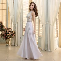Wholesale vintage lace wedding dresses fit flare for sale - Group buy Real photos vintage lace wedding dresses fit and flare A line Cheap floor length beach country bridal wedding party gowns