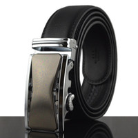 Wholesale Leather Beaded Belt 38 - [low price Promotions]Factory wholesale alloy buckle Clothing & Accessories longer factory customized Cowhide Genuine leather belt