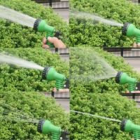 ingrosso spruzzatori di irrigazione-Tubo flessibile per irrigazione da giardino Tubo flessibile per irrigazione con pistola a spruzzo Tubo estensibile per macchina da giardino Tubi da giardino Tubi da giardino EU / USA