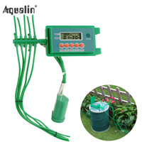 Wholesale water pumps irrigation for sale - Group buy Garden Automatic Pump Drip Irrigation Watering Kits System Sprinkler with Smart Water Timer Controller for Bonsai Plant A