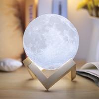 luces de noche en forma de corazón al por mayor-DIY LED Night Lights 3D Heart Shape Baby Kids Home Dormitorio Decoración Kids Gift Night Lamp luminaria 26 Letters nightlight