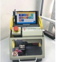 programador clave inteligente opel al por mayor-Nueva máquina automática de corte de llaves SEC-E9 Programador de llaves automático para todos los autos / wenxing SEC-E9 máquina de corte de llaves silca / key machine