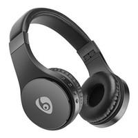 mejores auriculares de teléfono al por mayor-Estéreo inalámbrico Bluetooth 4.1 Auriculares S55 DJ Auriculares con cancelación de ruido Auriculares El mejor auricular para Iphone Apple Sony Samsung Celular MP3 Mic