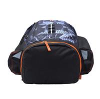 name brand backpack großhandel-neue beiläufige Entwerferrucksäcke arbeiten Markennamenreisebeutel-Schulerucksäcke große Kapazität Tote-Schulter-Markennamenbeutel um