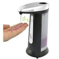 dispensador de sabão automático com sensor de infravermelhos venda por atacado-Dispensador de sabonete líquido de indução automática de infravermelho doméstico Sensor de sabão Dispensadores Acessórios de banheiro de alta qualidade Eco amigável 20jm CB