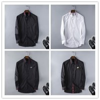 Wholesale down hoodie - fashion thom tb Classic striped new men's 100% cotton pure color v-neck long sleeve browne hoodies Sweatshirts