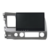 Wholesale Honda Dvd Player Gps - 4GB RAM 10.1inch Octa-core Andriod 6.0 Car DVD player for Honda Civic 2006-2011 with GPS,Steering Wheel Control,Bluetooth,Radio