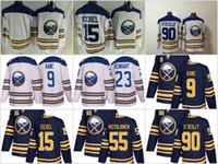 Wholesale Men Winter Jack - 2018 Winter Classic Jersey 15 Jack Eichel Buffalo Sabres Hockey Jerseys Custom Stitched Jerseys Free Shipping