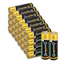 Wholesale Aa Batteries Alkaline - Digital New30 pcs Gaoneng Max AA Alkaline 1.5v Bulk Batteries Environmental protectio Supply Power