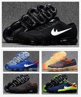 Wholesale famous points - 2018 New Arrivel Drop Shipping Famous Air Sport Multi-Color VaporMax men Running Shoes Trainers Sneakers Size 40-47