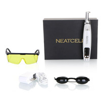 Neatcell picosecond laser washing tattoo and eyebrow whitening beauty freckle removal mole dark spot pigment acne scars remover instrument
