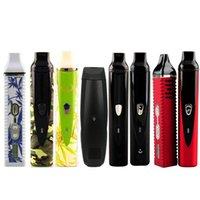 neuer trockenverdampfer großhandel-Dry Herb Vaporizer Kit NEUE Titan Starter Kits Wachs Vaporizer Pen 2200mah mit Kleinpaket Heißer Verkauf