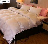 Wholesale- Duvet Quilt Blanket Comforter 95% Down From European King--Top Grade Worldwide Hotel bedding