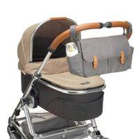 ingrosso sacchetto di cambio del marchio-Sacchetto di pannolini di maternità Sacchetto di marca di moda per passeggini Sacchetti cambianti pannolini impermeabili Designer per passeggini di viaggio mamma