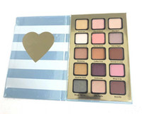 Wholesale best color eyeshadow palette for sale - Newest Faced Boss Lady Beauty Agenda Eyeshadow color Eye Shadow Palette Best Year Ever DHL shipping